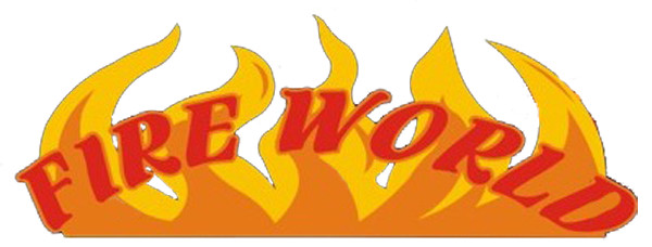 Fire World Logo